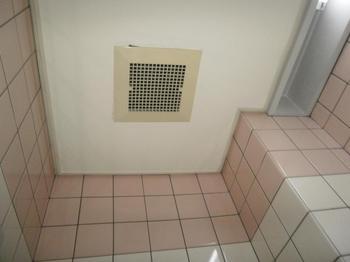 天井埋込換気扇1 取替前