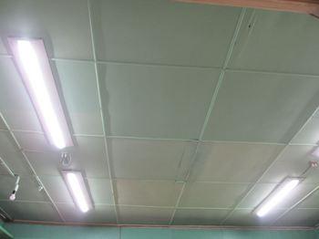 一体型LEDベースライト